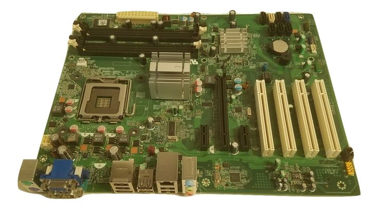 Dell N185P Vostro 420 LGA 775/Socket T DDR2 SDRAM Desktop Motherboard