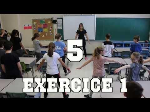 Tabata en classe (vidéo 3 de 3) - YouTube