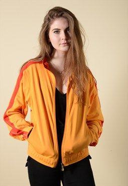 Classic Yellow PUMA Sports Jacket (1030)