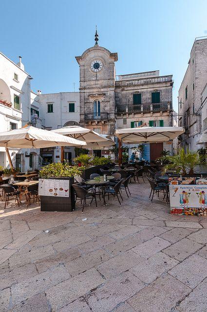 Cisternino, Apulia, Italy