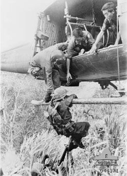 Vietnam War. A lot of the guys I went to high school with were in this terrible war and came home scarred.