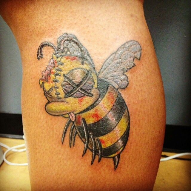 17 Best Images About ★ Bee Tattoos ★ On Pinterest