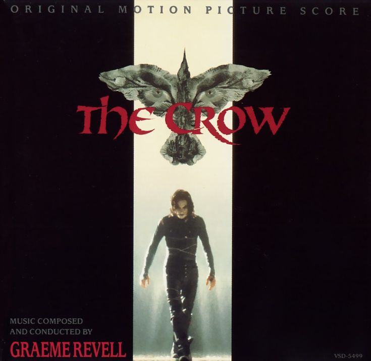 the crow | Corvo [The Crow] | Soundtrack's Blog