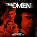 Jerry Goldsmith - The Omen Deluxe Edition soundtrack CD cover