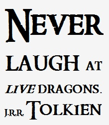 So Tolkien said - and he must know ;-)