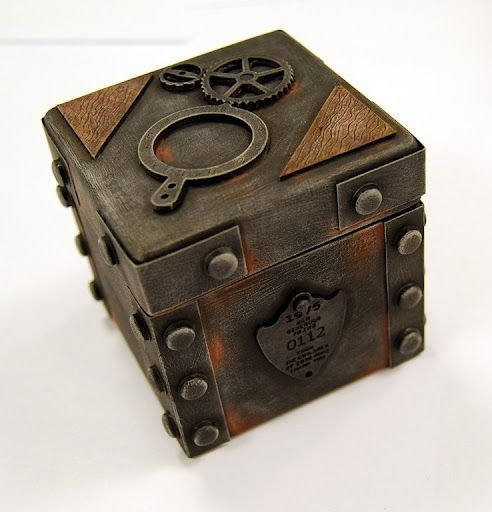 Image result for steampunk ceramics