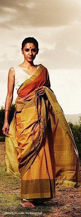 Ahimsa Noil silk: A web of yarn by Shubhaa Rao