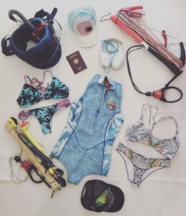 From d3lhiaReady for Brazil  kite trip 2016  #kitesurf #brazil #barranova #north #takoon #ion #bose #ripcurl #DC #bananamoon #billabong #roxyion,brazil,kitesurf,billabong,dc,barranova,bose,north,takoon,bananamoon,ripcurl,roxy