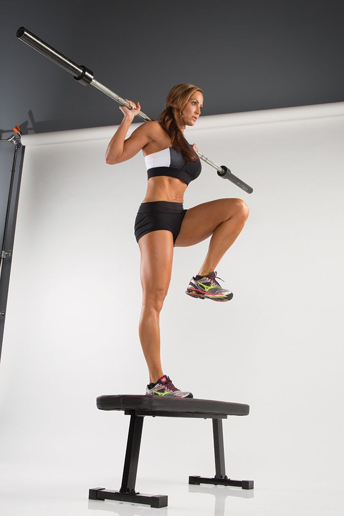 Ready to sculpt a new body of work? Try Erin Stern's Art of Lifting program for artistic results.