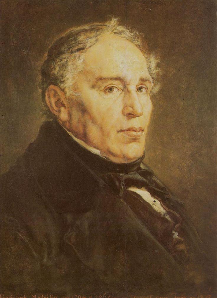 Portrait of Franciszek Matejko - Jan Matejko
