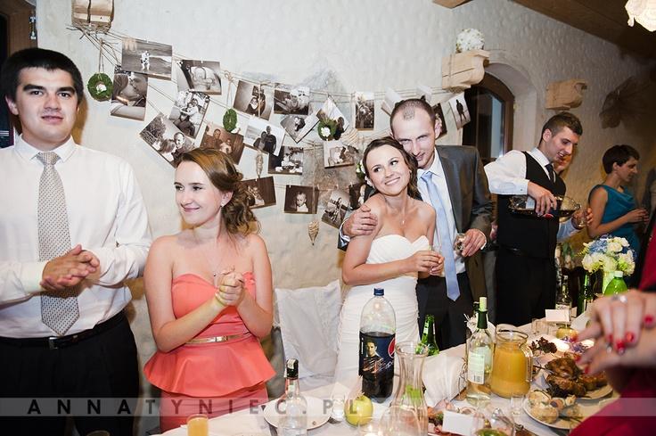 Zdjęcia z wesela    Fotografia ślubna Wrocław, Anna Tyniec    https://www.facebook.com/AnnaTyniecFotografie