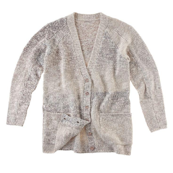 Cosy Old Khaki knit