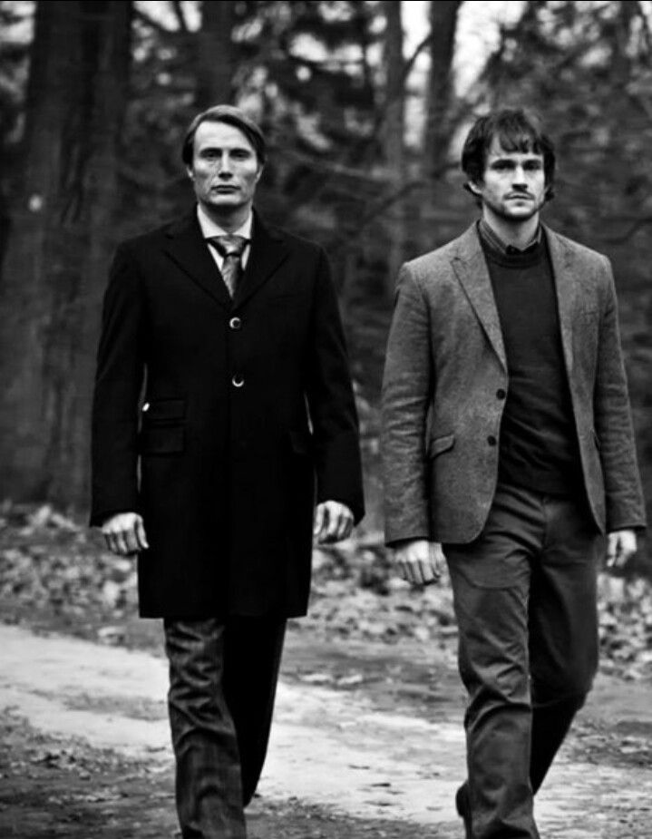 I think it's the perfect day for a Hannibal marathon!