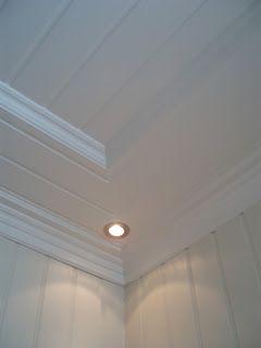 plafondlijsten taklister crown moulding coverup from: http://ethusienhage.blogspot.no/2010/11/lister-gode-ideer-og-eleganse.html