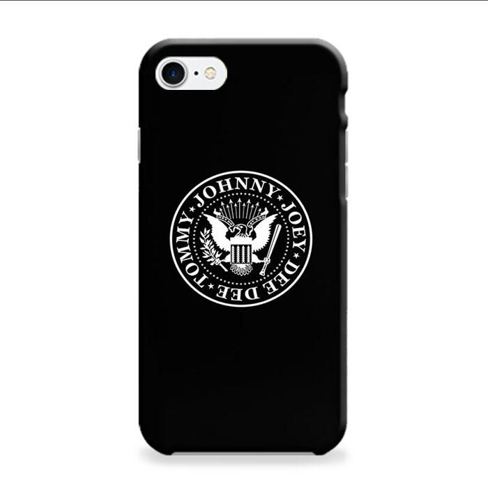 Ramones Logo iPhone 7 Plus 3D Case
