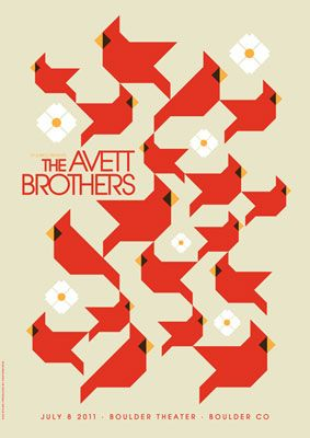 Google Image Result for http://jambandposters.com/large/2011_Avett_Brothers_Boulder_Theatre_Dan_Stiles.jpg