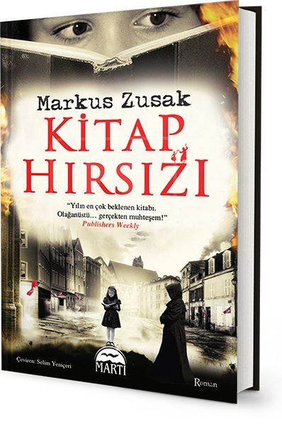 Kitap Hırsızı - Markus Zusak