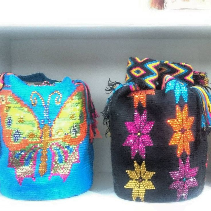 """Mochilas decoradas, innovación y tradición de la mano.  Envíos nacionales e internacionales. Envíos 100% seguros. decorated bags, innovation and tradition…"""