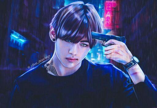 Taehyung  Art