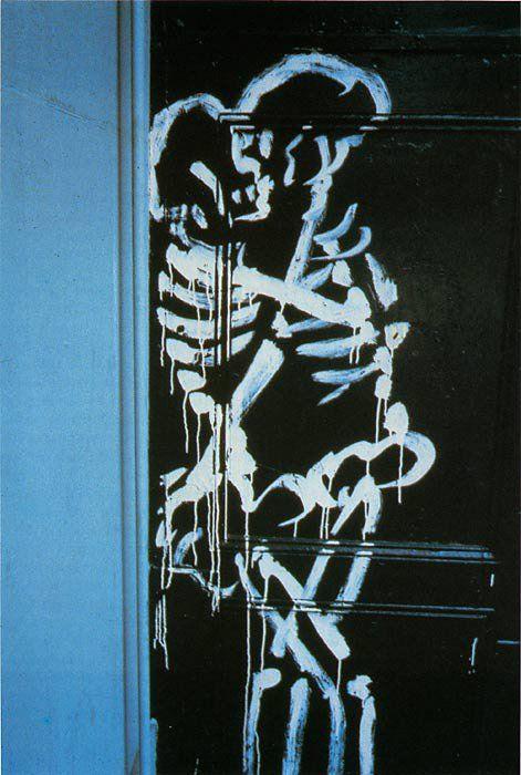 A la vie, à la mort ! / Street art.