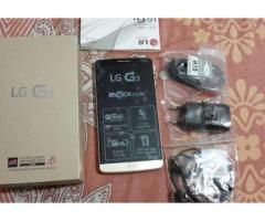 New LG G3 Mobile With All Accessories 4 G Supported For Sale In Lahore