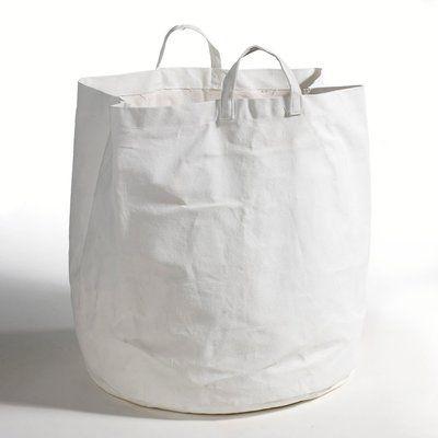 inspiration grand sac blanc avec vieux draps