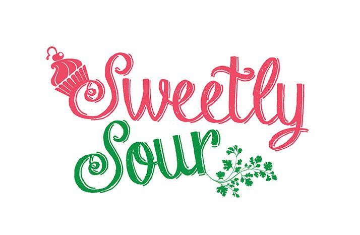#logo- SweetlySour #digitallyinspired #design #creative