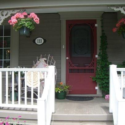 78 best benjamin moore exterior colors curb appeal images - Benjamin moore shaker gray exterior ...