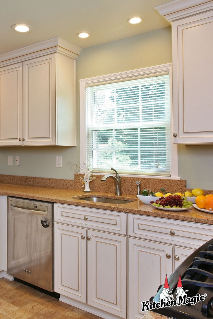 Here Is Another Great Example Of The 4 Inch Backsplash In A Kitchen That Definitely Has Wow Factor Read More About This Budget Friendly