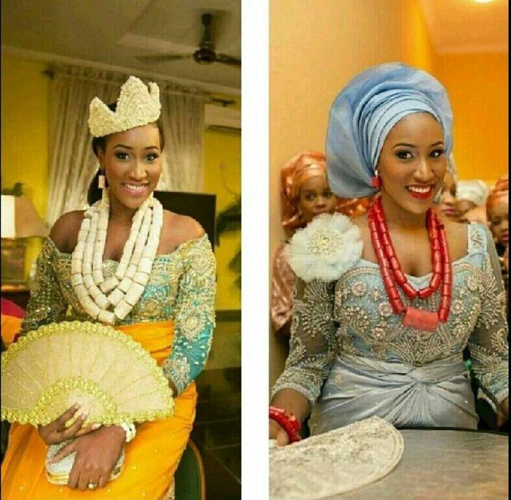 Igbo bride look