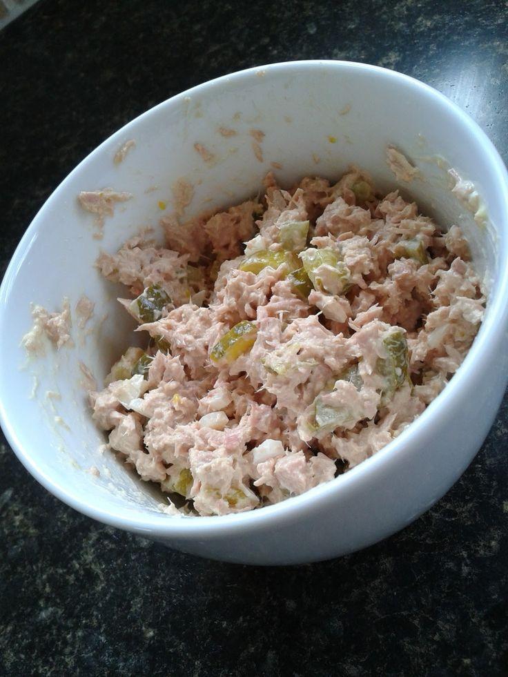 FitViews: Easy Paleo Tuna Salad Recipe