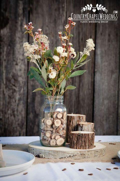 Einfache nette Frühlings-Hinterhof-Hochzeits-Ideen | HappyWedd.com   – Kyrie wedding ideas