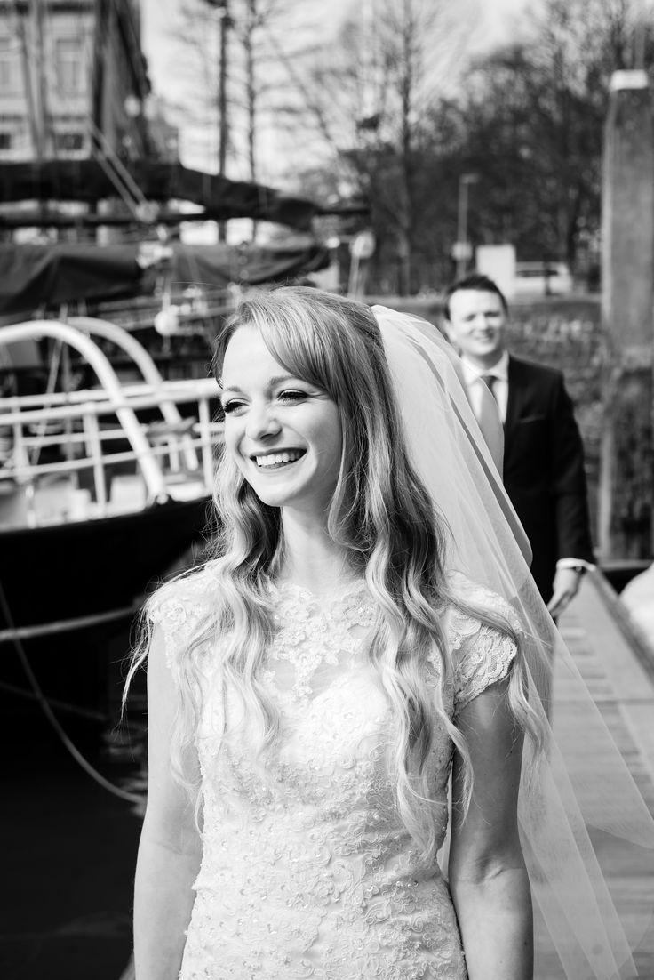 Bruidsreportage Rotterdam Veerhaven