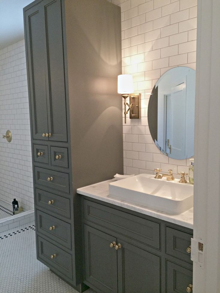Birmingham Bathroom Beauty | Holly Mathis Interiors