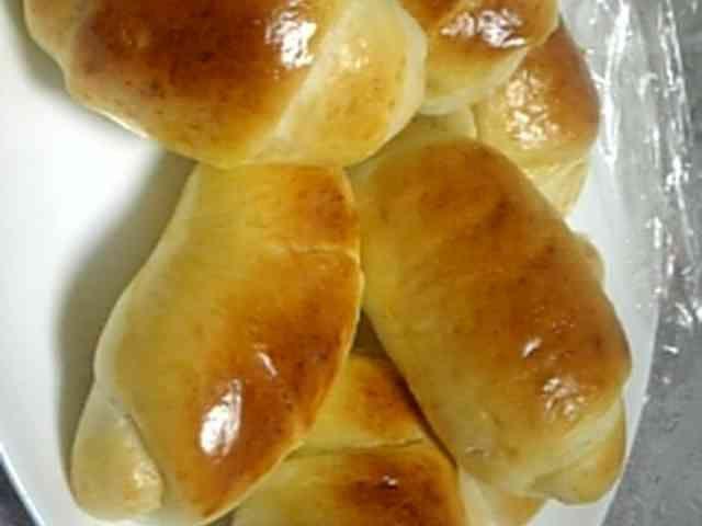 オーブントースターで手作りふわふわパン☆の画像
