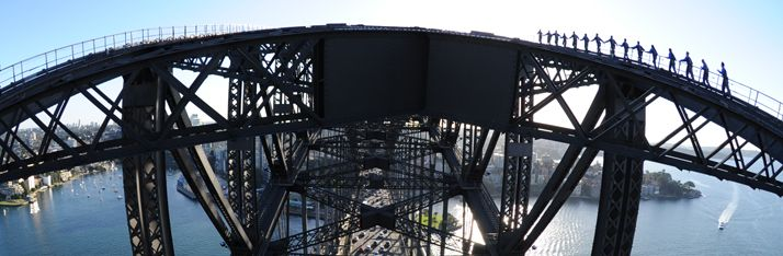 The Bridge Climb | Sydney Harbour Bridge Climb - For The Climb Of Your Life!™