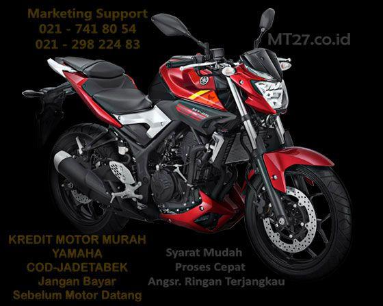 10# Yamaha MT-25 - Solusi Kredit