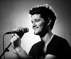 Danny O'Donoghue. lead singer of the script AND he's Irish.