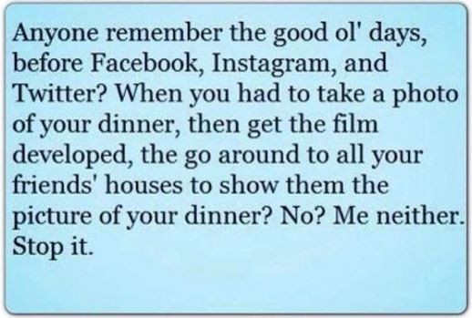 Too funny and true!