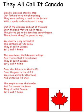 Canadian Poems - Google Search