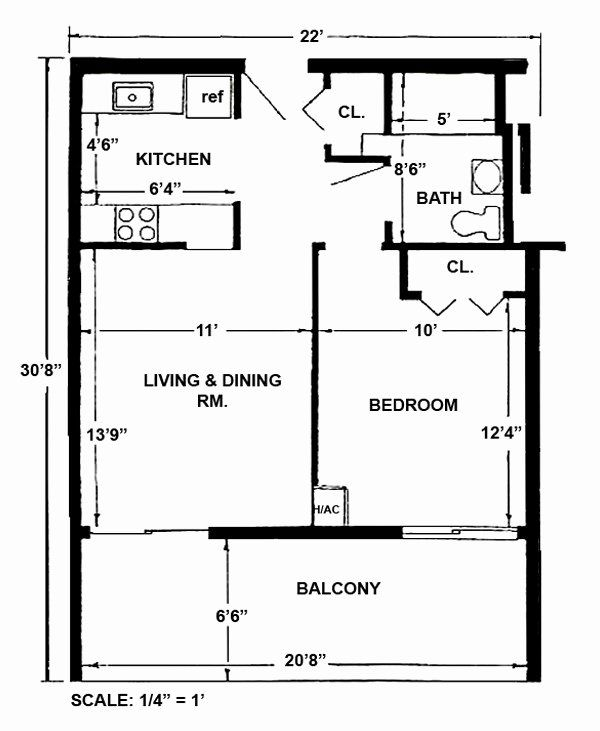 10 X 13 Bedroom Layout Best Of House Design 10 13 With 3 Bedrooms Full Plans Rachmadi Info Bedroom Layouts Unique House Design Apartment Layout