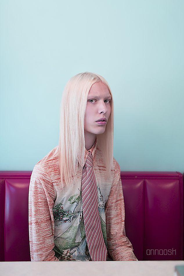Model Olof Källström Hair Ari Koponen Clothing Stadsmissionen Location Egg&Milk All rights Anna Ósk Erlingsdóttir
