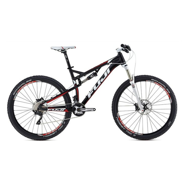Bicicleta de montaña Fuji Reveal 1.3 29'' negro mate ya en #deporvillage #fujibikes #bikes #mtb #shimano #slx #oval #rockshox #enduro #trail #allmoutain