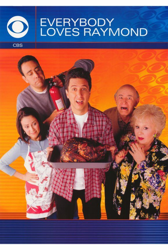 Everybody Loves Raymond 27x40 TV Poster (1996)
