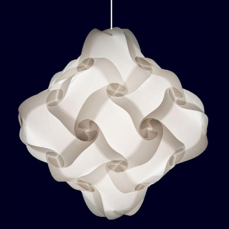 Anleitung Puzzle Lampen   Designerlampen Zum Selberbauen