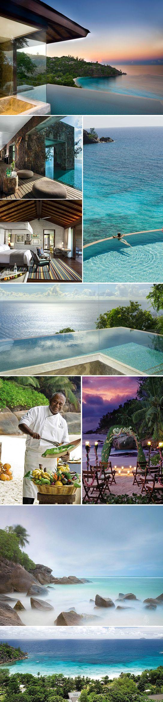 Отель «Four Seasons Resort Seychelles» ***** (остров Маэ, Сейшельские острова).  Подробности: +7 495 9332333, sale@inna.ru, www.inna.ru   Будьте с нами! Открывайте мир с нами! Путешествуйте с нами!
