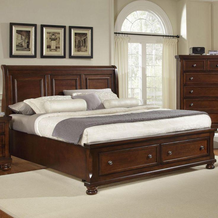 king size bedroom set cheap harrington king storage bed