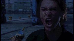 ウルトラマンアグルの変身シーンがかっこいいGIF画像 created by delia@iste