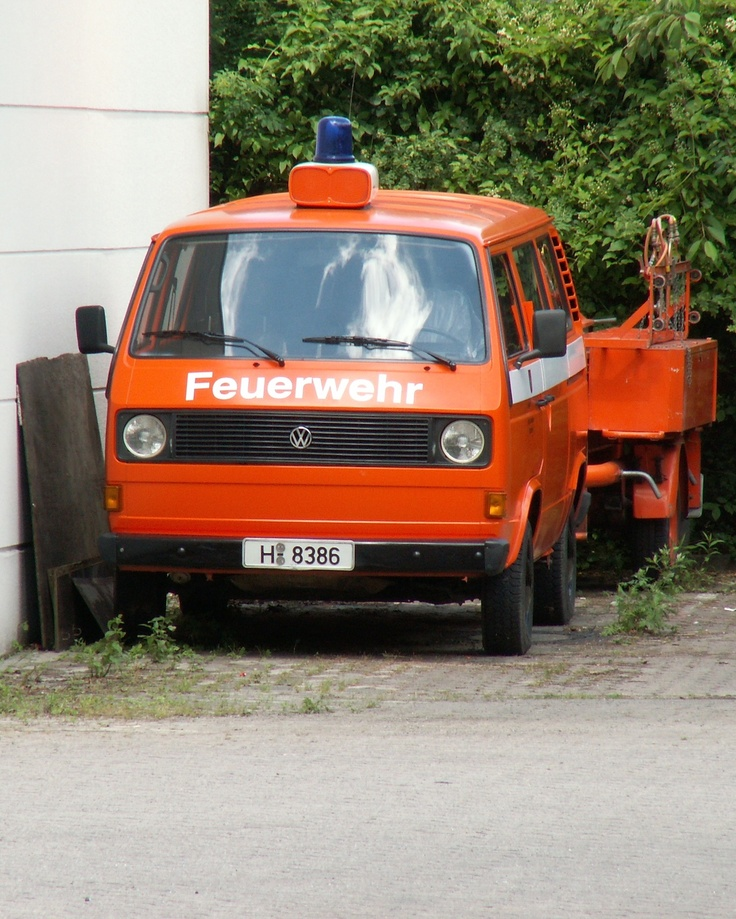 Hannover City Fire Department.