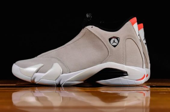 new styles ceac2 1fdc7 Get Ready For The Air Jordan 14 Desert Sand | Dr Wongs ...